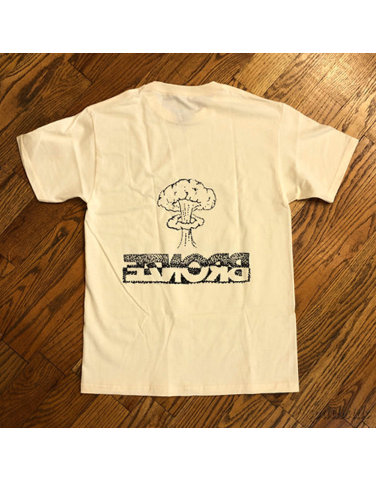 Bronze Tee Atomic Cream