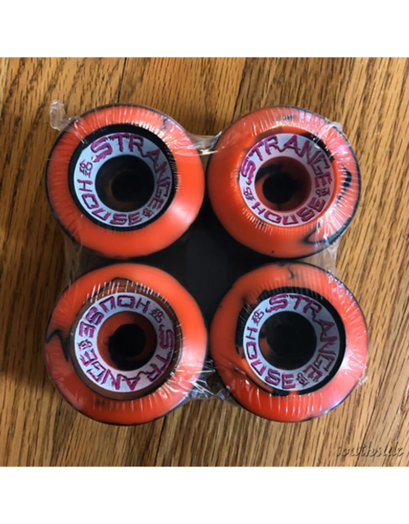 Speedlab Strangehouse Black Orange 60mm95A