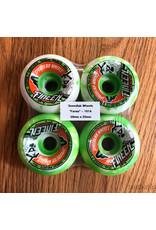 Speedlab Fangs White Green 59mm101A