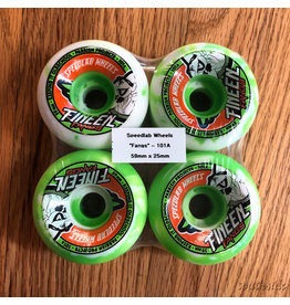 Speedlab Fangs White Green 59mm101A
