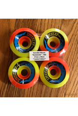 Speedlab Bombshell Yellow Orange 57mm99A
