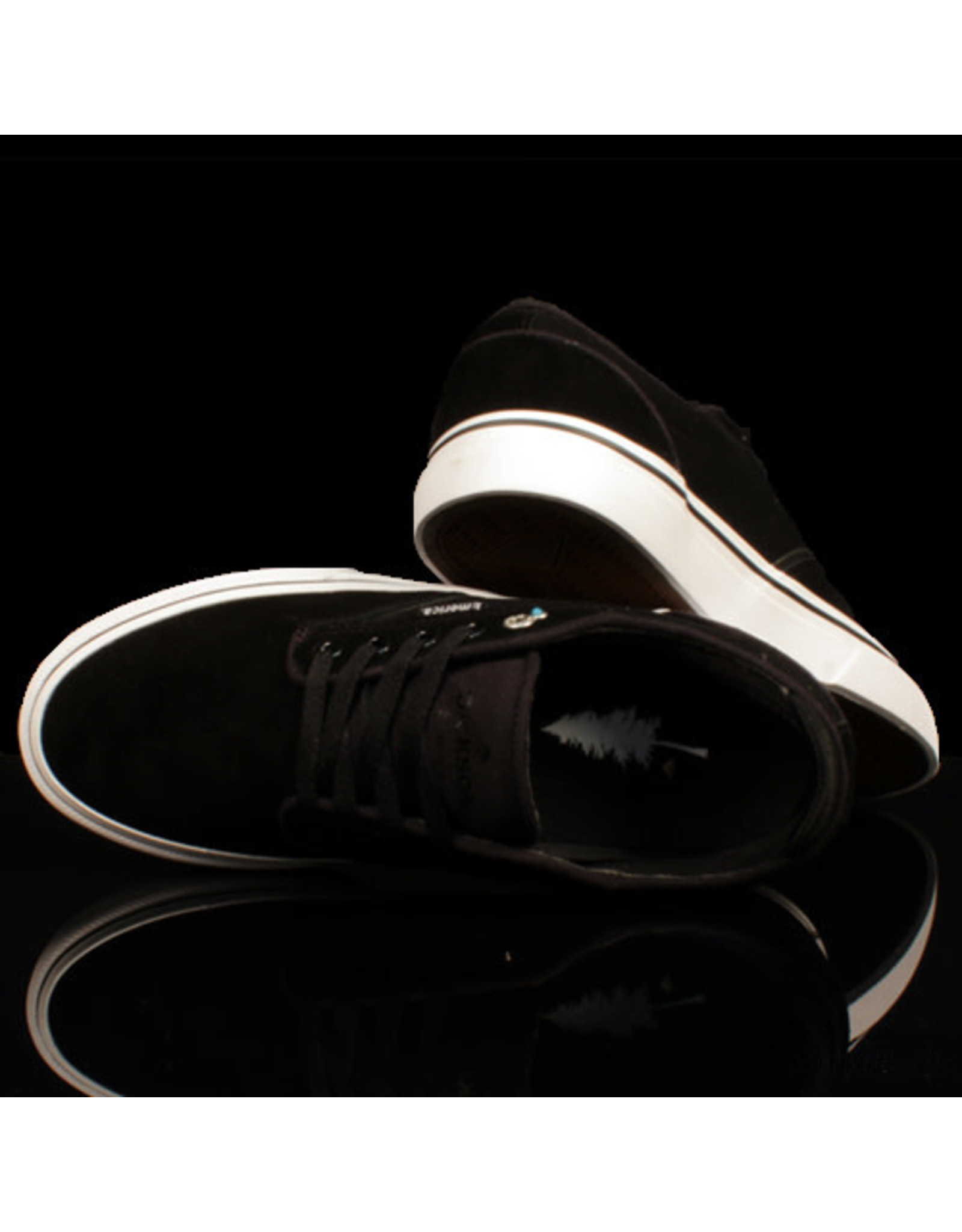Emerica Dickson Black White Gold