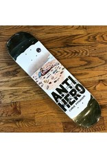 Anti Hero Deck Pfanner Plastics 8.06x31.75