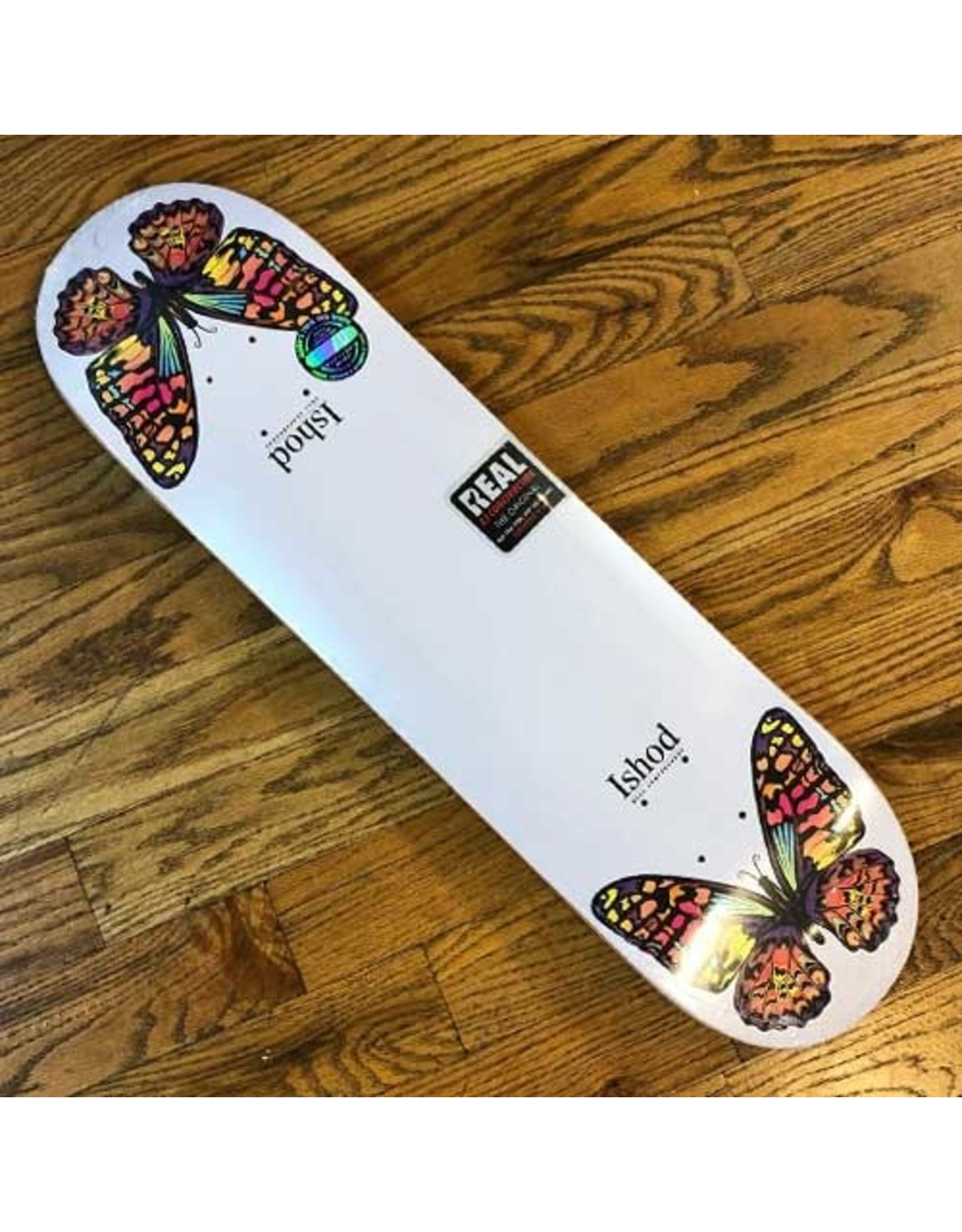 Real Deck Wair Monarch 8.38x31.75 Twin Tail SLICK