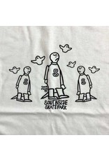 Southside Southside Mark Gonzales Tee White