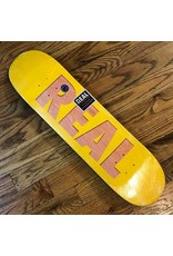 Real Deck Bold Yellow 8.06x31.75