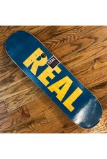 Real Deck Bold Blue 8.25x31.9