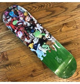 Business and Co. Deck Dashawn Jordan Animals 8.5x31.75 Green Stain
