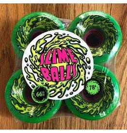 Slime Balls Slime Balls OG Slime Green 66mm78A