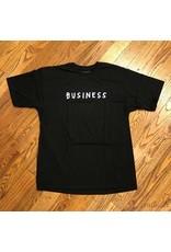 Business & Company Tee Logo Black