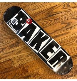 Baker Deck Brand Logo Black White 8x31.75