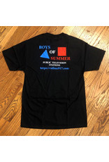 Boys of Summer Boys of Summer Tee CPB Black
