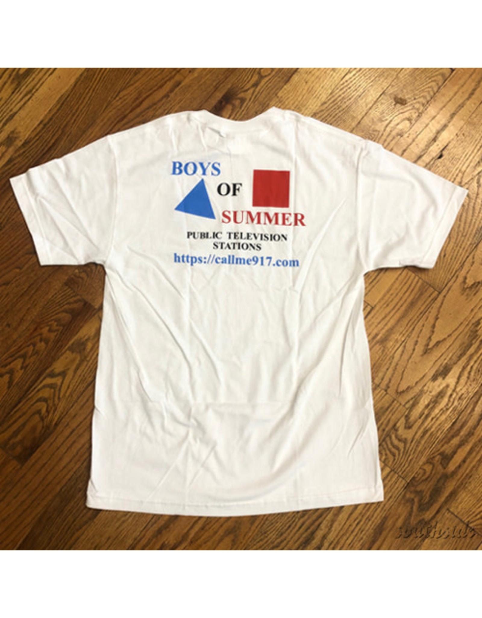 Boys of Summer Boys of Summer Tee CPB White