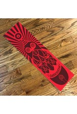 Darkroom Griptape 9x33 Ibis Red Tonal
