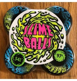 Slime Balls Slime Balls Vomit Mini Black 54mm97A