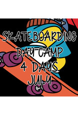 Southside 4 Days Summer Skateboarding Day Camp July