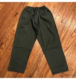 Southside Southside Gonz 94 Pant Olive White Embroidered