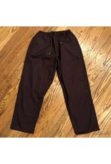 Southside Southside Gonz 94 Pant Brown Black Embroidered