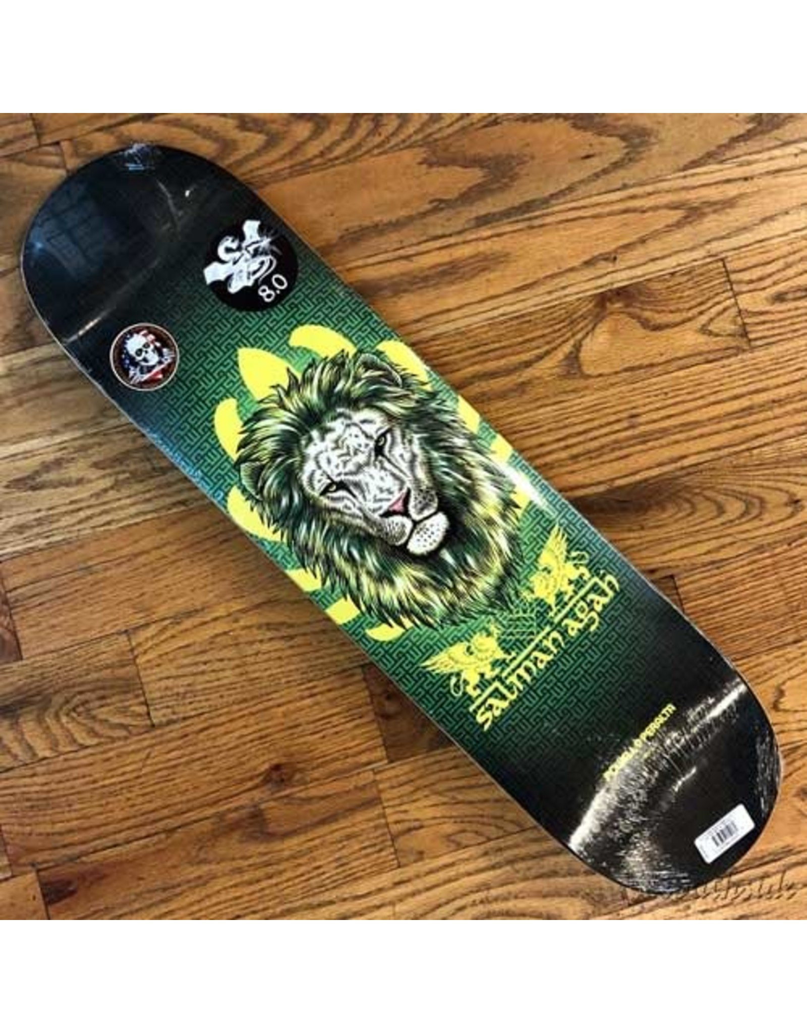 Powell Peralta Agah Lion 8x31.3