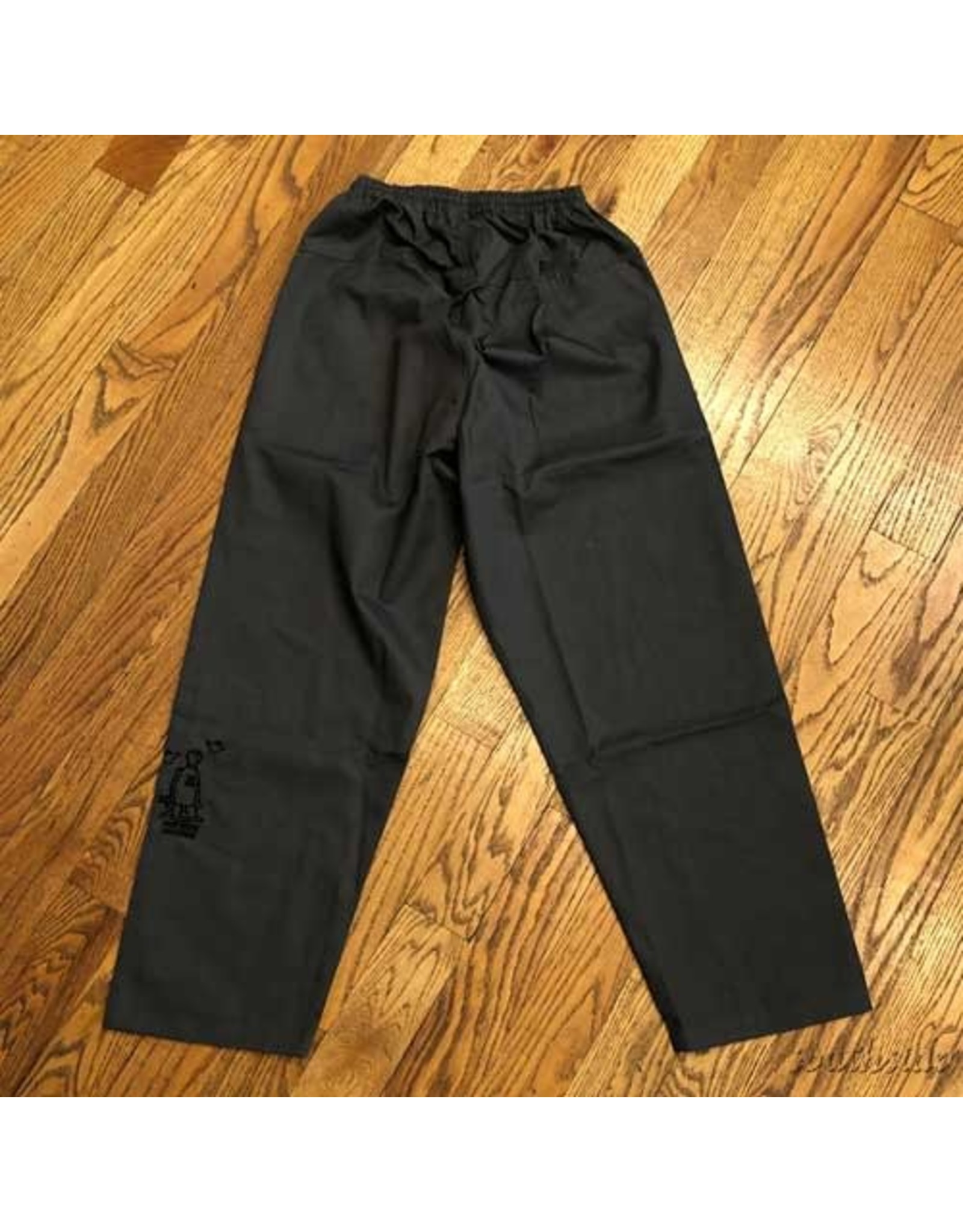 Southside Southside Gonz 94 Pant Charcoal Black Embroidered