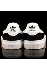 ADIDAS Adidas 3MC Black Black White Canvas