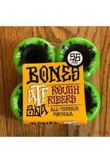 Bones Rough Rider Wranglers 56mm Green