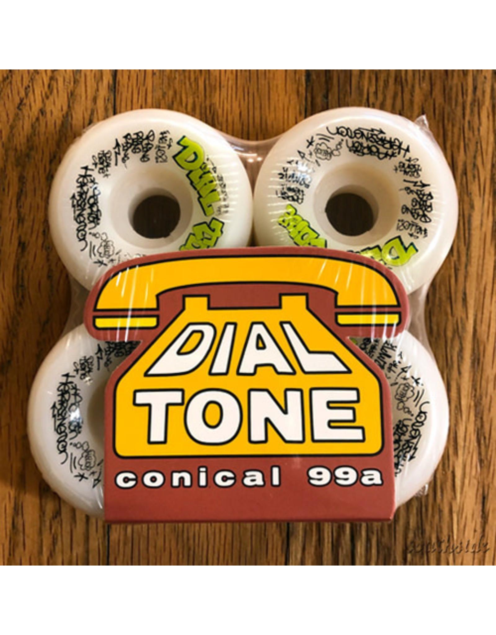 Dial Tone Wheels Vandal Conical 52mm99A
