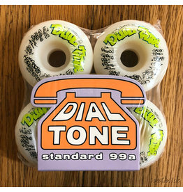 Dial Tone Wheels Vandal Classic 53mm99A