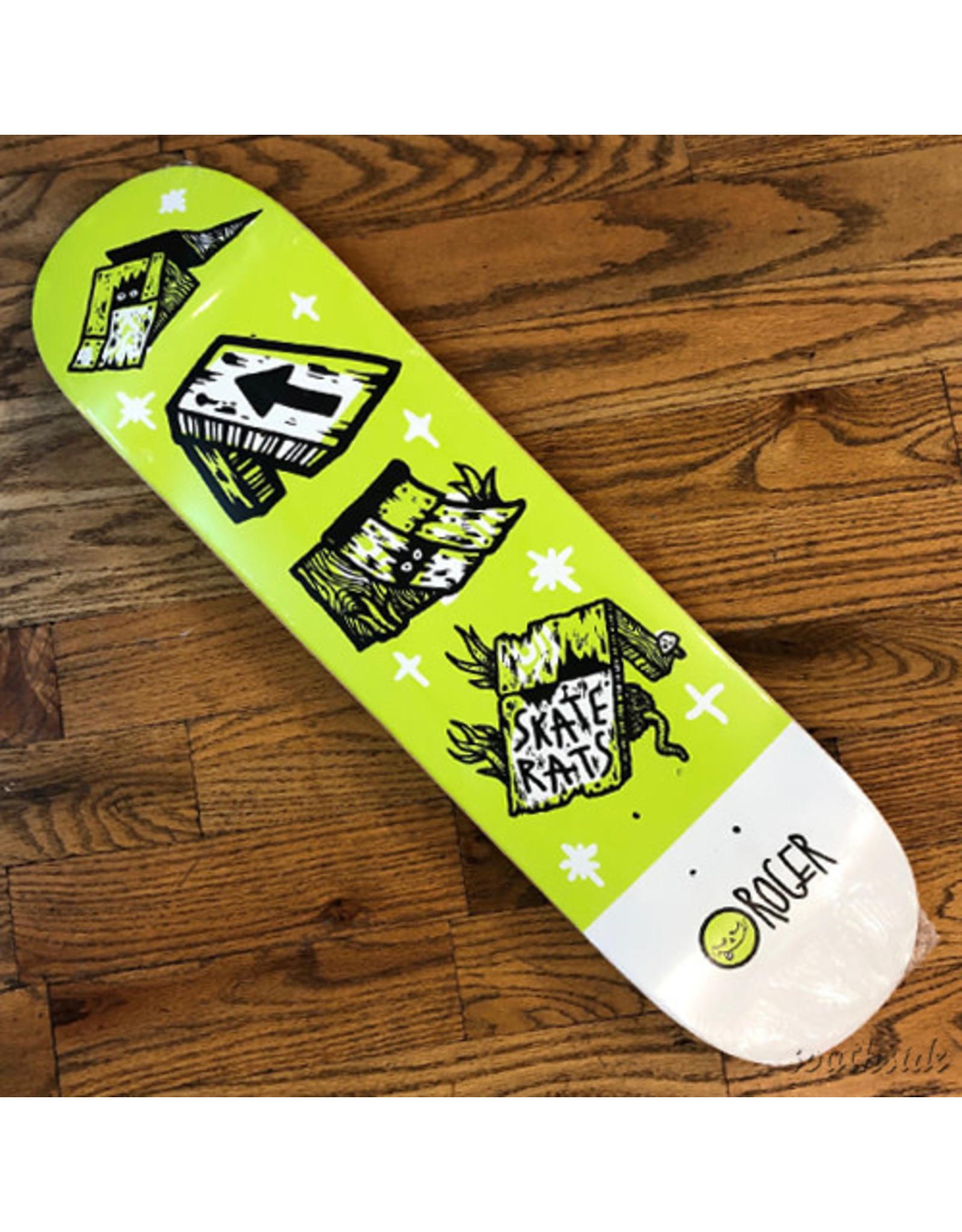 Roger Deck Skate Rats 8.25x31.6