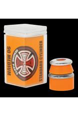 Indy Standard Cylinder Cushions Medium 80A Orange