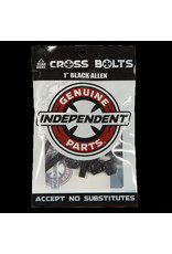 Indy Hardware 1 Inch Allen Black