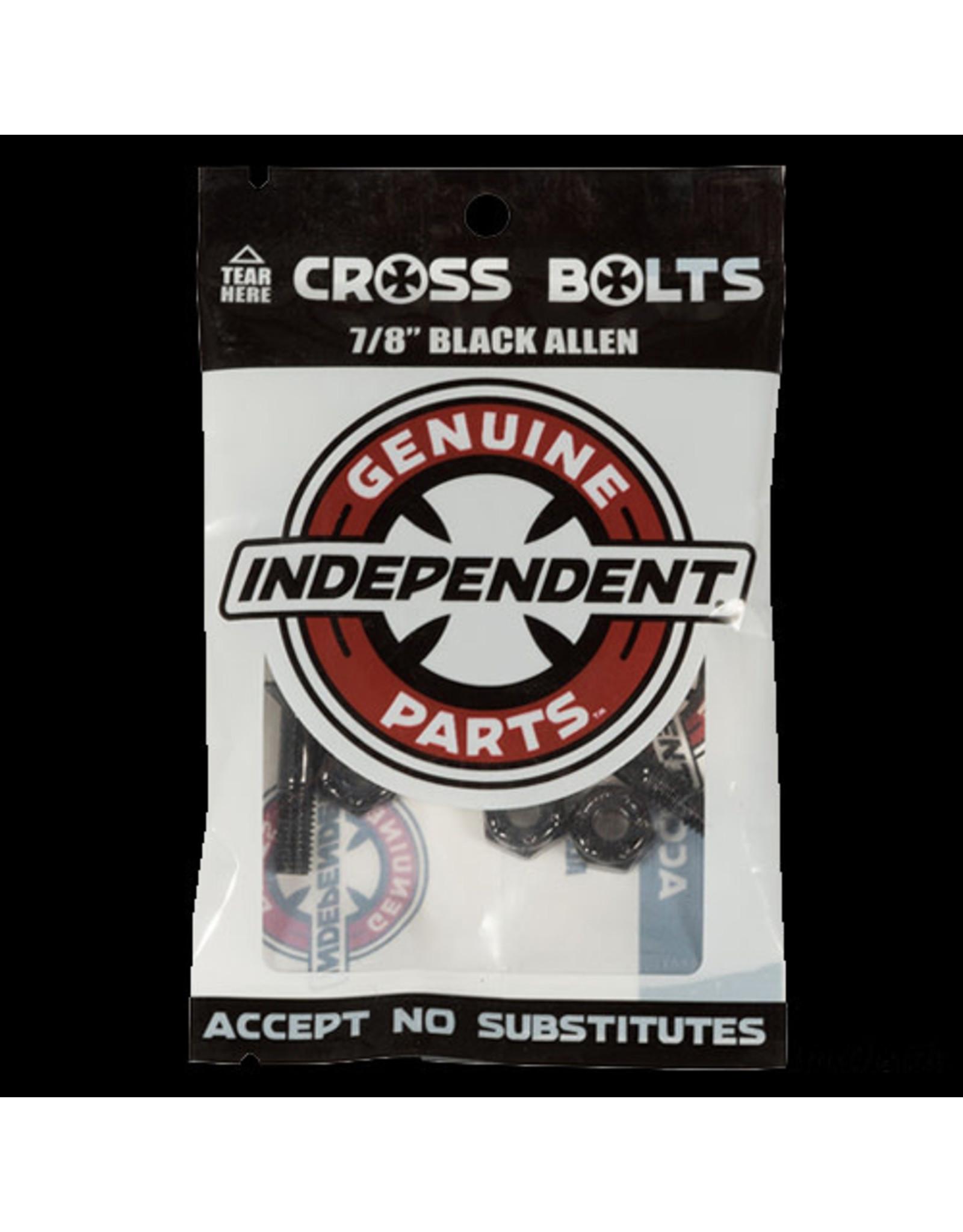 Indy Hardware 7/8ths Allen Black