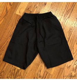 Southside Southside Gonz 94 Short Black White Embroidered