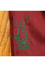 Southside Southside Gonz 94 Short Burg Emerald Embroidered