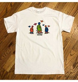 Southside Southside Mark Gonzales Tee Primary White