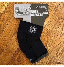 187 Knee Gasket Set Black LG