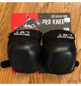 187 Pro Knee Pads Black