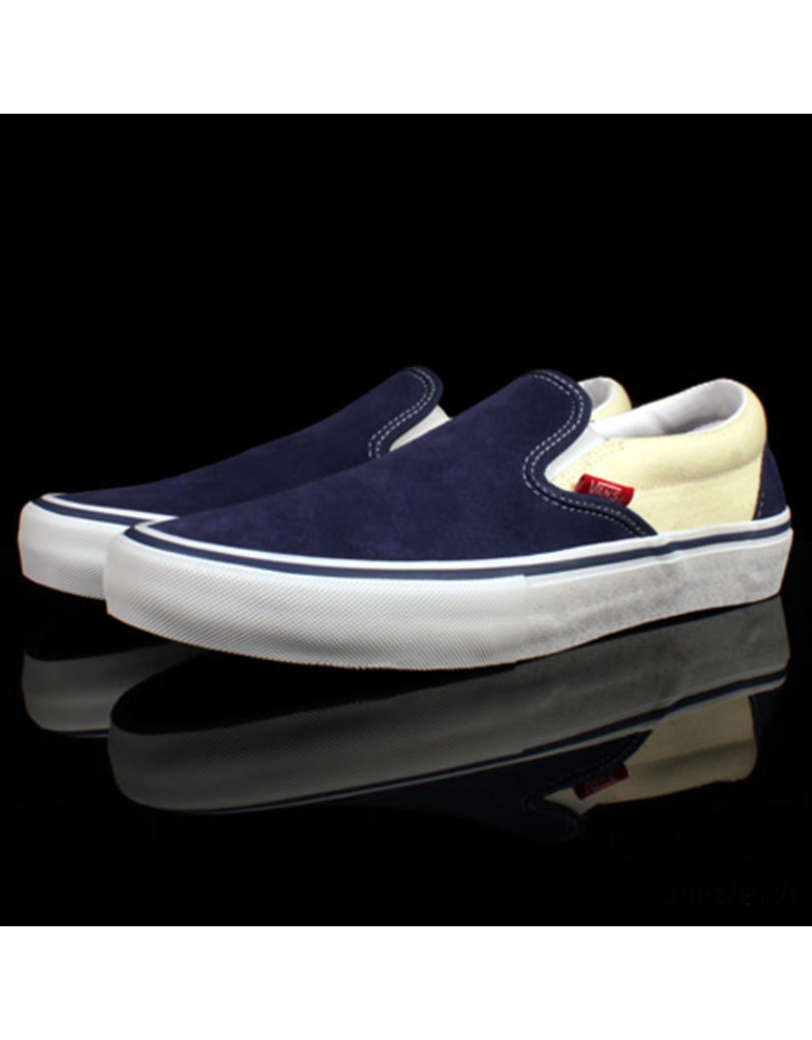 VANS Vans Slip On Pro Navy Classic White