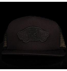 VANS Vans Hat Classic Patch Trucker Black