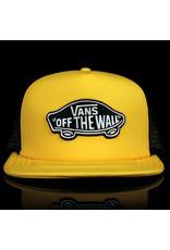 VANS Vans Hat Classic Patch Trucker Lemon Chrome