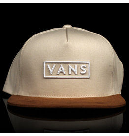 VANS Vans Hat Easy Box Snap Antique White