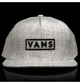 VANS Vans Hat Easy Box Snap Heather Grey
