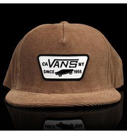 VANS Vans Hat Full Patch Snap Dirt