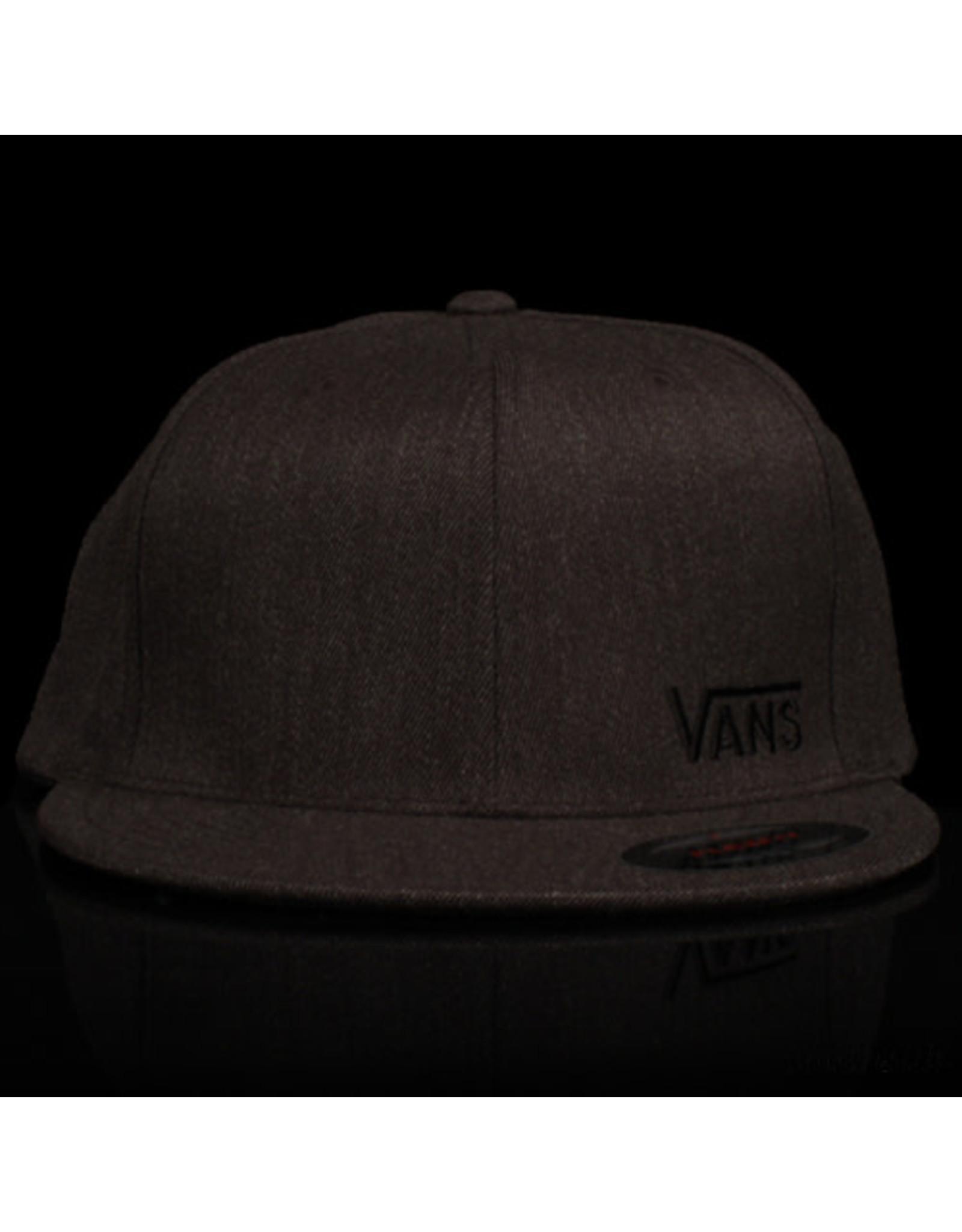 VANS Vans Hat Splitz Charcoal LG/XL