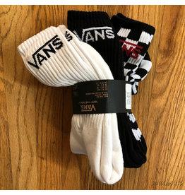 VANS Vans Socks szie 9.5-13 Red White Blue