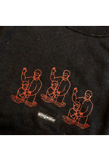 Stingwater Stingwater Crew Stingism Jumper Black LG