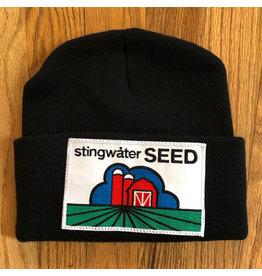 Stingwater Stingwater Beanie Seed Black