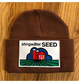 Stingwater Stingwater Beanie Seed Brown