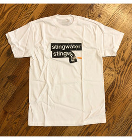 Stingwater Stingwater Tee No Smoke White MD