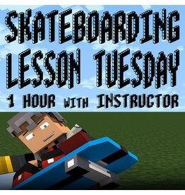 Southside 1 Hour Tuesday Skateboarding Lesson Southside Skatepark